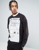 Love Moschino New Print Sweater
