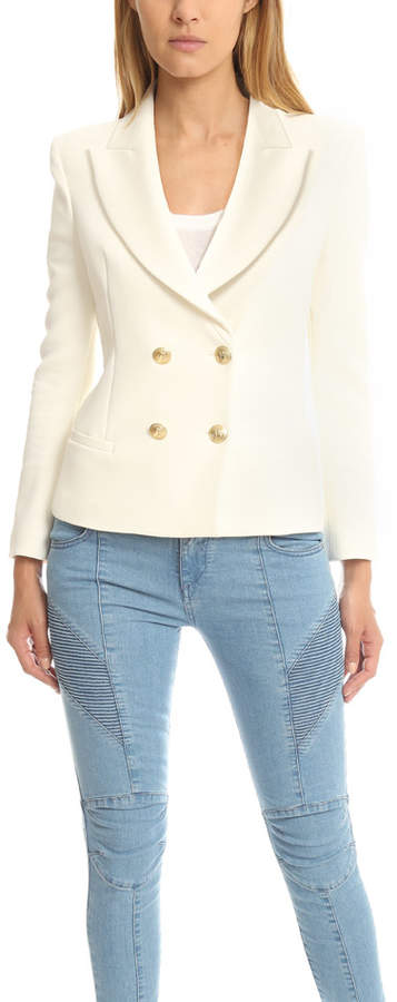 Pierre Balmain Double-Breasted Jacket