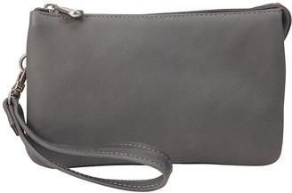 Le Donne Leather Wristlet - Gia