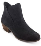 Me Too Women's Perforated Bootie