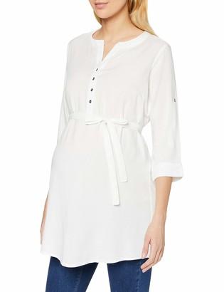 Mamalicious NOS Women's Mlmercy 3/4 Woven Tunic Noos Eco Shirt