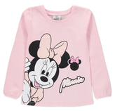 Disney George Mini Mouse Long Sleeve Top