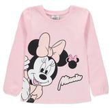 George Disney Mini Mouse Long Sleeve Top