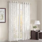 JCPenney Madison Park Figaro Grommet-Top Curtain Panel