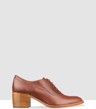 Habbot. Froth Lace-up Heels