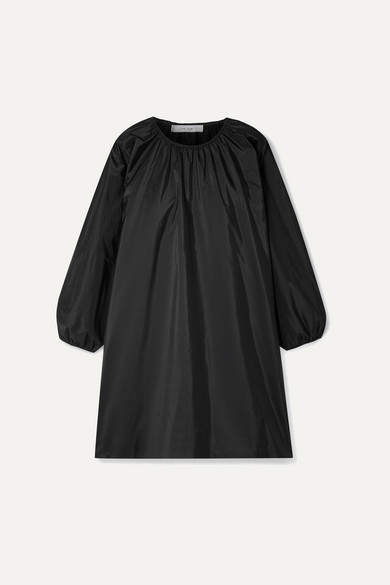 6930e170fc3 Black Taffeta Skirt - ShopStyle