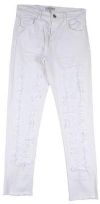 Twin-Set TWINSET Denim trousers