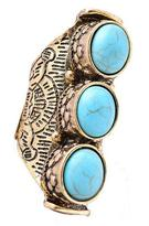 Wild Lilies Jewelry Boho Turquoise Ring
