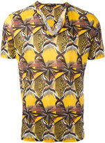Etro geometric print T-shirt