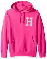 HUF Men's Classic H 3m Applique Pullover Hoodie