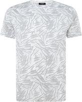 Calvin Klein Jaster Merc Jersey Print T-shirt