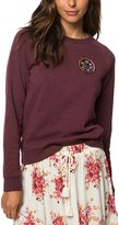 O'Neill Camp Embroidered Sweatshirt