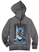 Eleven Paris Little Boy's & Boy's Batman Graphic Hoodie