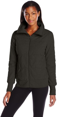 Colosseum Women's Positive Thinking Puff Jacket