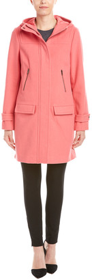 Boden Hampton Wool-Blend Coat