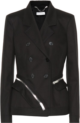 Altuzarra Embellished cotton blazer