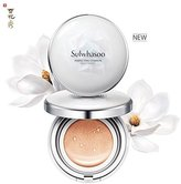 Sulwhasoo Make Up Foundation BB perfecting Cushion Brightening Spf50+/pa+++ Sunscreen Cushion Pact Medium 15g