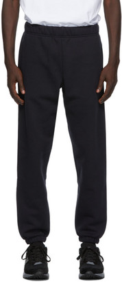 Carhartt Work In Progress Navy Chase Lounge Pants