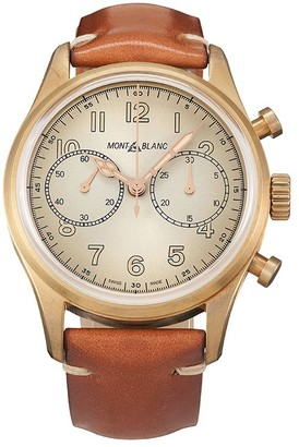 Montblanc 2020 unworn 1858 Automatic Chronograph 42mm