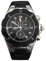 Michele Tahitian Jelly Bean MWW12D000002 Stainless Steel Quartz 44mm Mens Watch