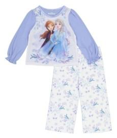 AME Frozen 2-Piece Toddler Girls Pajama Set