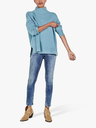 Hush Nina Relaxed Fit Wool Jumper