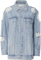 Jonathan Simkhai Oversized Studded Jacket