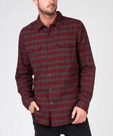 RVCA Hacked Long Sleeve Shirt