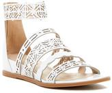 Via Spiga Emilia Laser-Cut Wedge Sandal