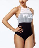 Fila Halter-Neck Bodysuit