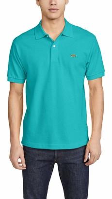 Lacoste Men's Legacy Short Sleeve L.12.12 Pique Polo Shirt