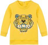 Kenzo Tiger Head Sweater (Baby) - Yellow - 6 Months