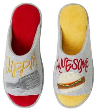 Dearfoams Flippin Awesome Slipper