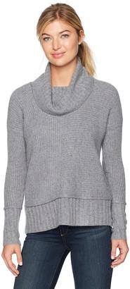 Design History Women's Seam Details Sweater