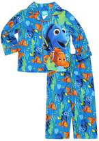 "Disney Finding Dory Little Boys' Toddler ""Sleepy Swim"" 2-Piece Pajamas"
