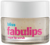 Bliss Fabulips Sugar Lip Scrub, 0.5 Oz
