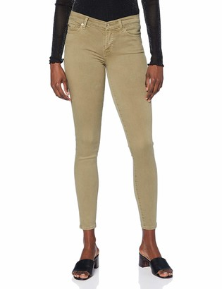 7 For All Mankind Women's The Skinny Casual Pants