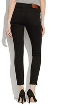 Madewell The Patchwork Edition: Skinny Skinny Ankle-Zip Jeans