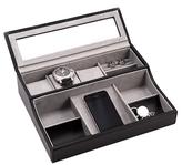 Bey-Berk Multislot Valet Box