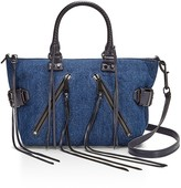 Rebecca Minkoff Best Seller Moto Satchel Bag Tote