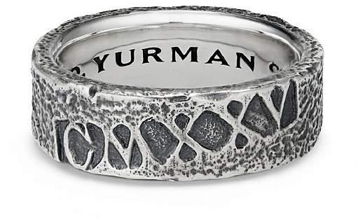 David Yurman Shipwreck Band Ring, 8mm