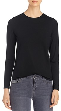 Eileen Fisher System Crewneck Top - Petites