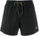 Paul Smith Zebra swim shorts