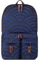 CLOT Overall Wave Pattern Backpack