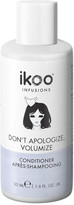 Ikoo ikoo Conditioner - Don't Apologize, Volumize 50ml
