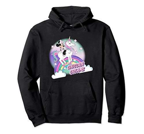 Disney Minnie Mouse Unicorn Dreams Hoodie