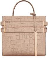 Ralph & Russo Mini Vault Shoulder Bag, Gold