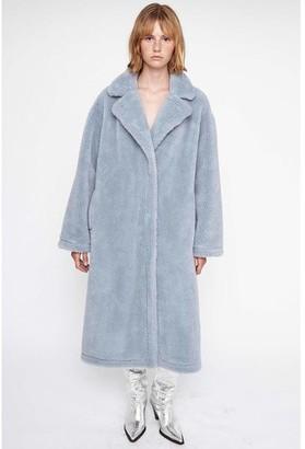 Stand Maria Blue Coat - DK34 UK8