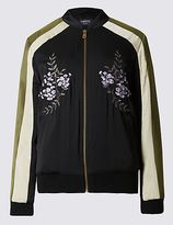 Limited Edition Embroidered Bomber Jacket