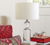 Pottery Barn Skyla Acrylic Lamp